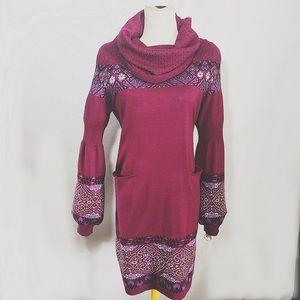 Ports 1961 Dresses & Skirts - PORTS 1961 INTERNATIONAL SWEATER DRESS M