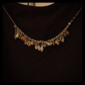 Ann Taylor Jewelry - Ann Taylor | Cluster Pendant Necklace