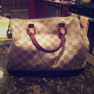 Louis Vuitton Speedy 35- used