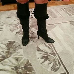 Kelsi Dagger Shoes - Over knee/ knee Boot's