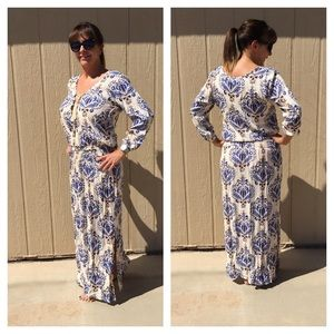 🆕LISTING Veronica M Hawaiian dress
