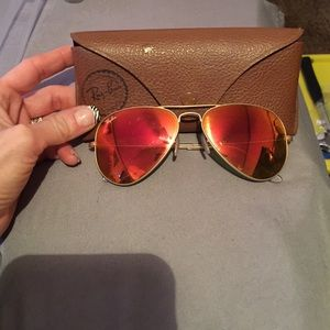 Ray-Ban Accessories - Authentic aviators Ray Ban