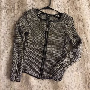 H&M Jackets & Blazers - H&m sweater zip up top