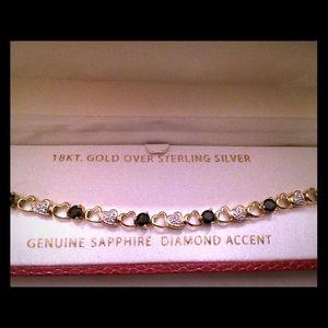 Jewelry - Sapphire Tennis Bracelet