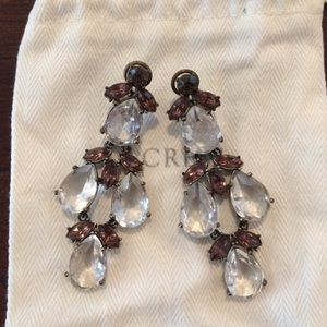 J. Crew drop earring