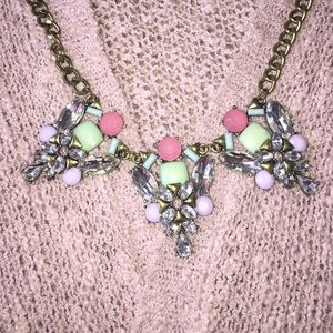 Statement Necklace from Nordstrom