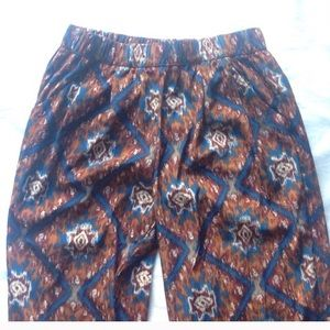 Forever 21 harem style pants size S
