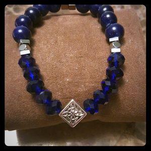 Jewelry - Glass bracelet