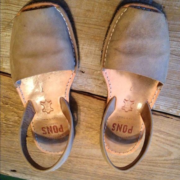1331da68cad Avarca Pons Shoes - Avarca Pons sandals