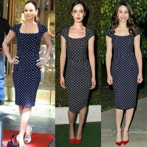 Stop Staring  Dresses & Skirts - Stop Staring Polka Dots Dress