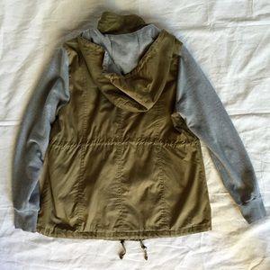 Forever 21 Jackets & Coats - Forever 21+ Utility Coat Size XL