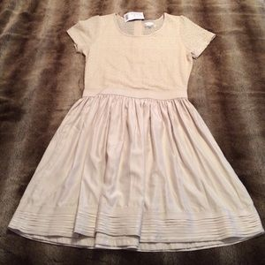 Urban Outfitters Cooperative Cream Dress
