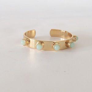 Statement cuff bracelet