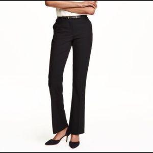 H&M Charcoal Grey Suit Pants