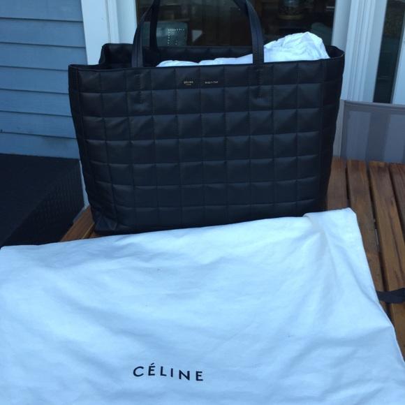 Black Celine tote on Poshmark