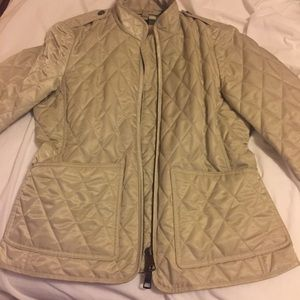 Burberry Brit quilted jacket UPDATED