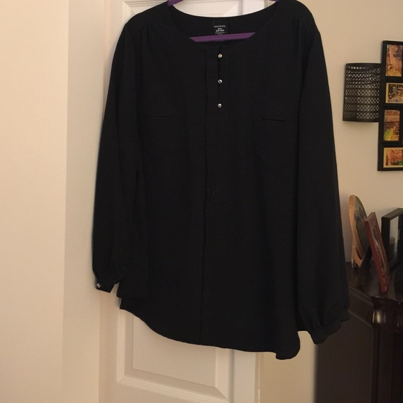 George Tops Walmart Brand Womens Dress Blouse Poshmark
