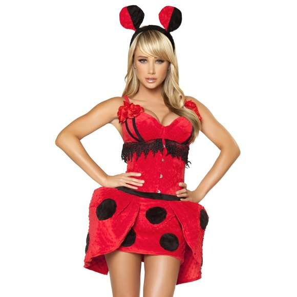 LOVELY LADYBUG HALLOWEEN COSTUME  sc 1 st  Poshmark & Roma Dresses | Lovely Ladybug Halloween Costume | Poshmark