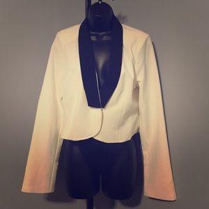 """Dots Jackets & Blazers - 🆕""""Tuxedo"""" style blazer"""