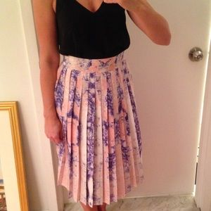 W118 by Walter Baker Pleated Skirt
