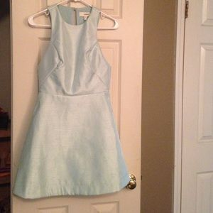 Mint green dress by Cameo size Small