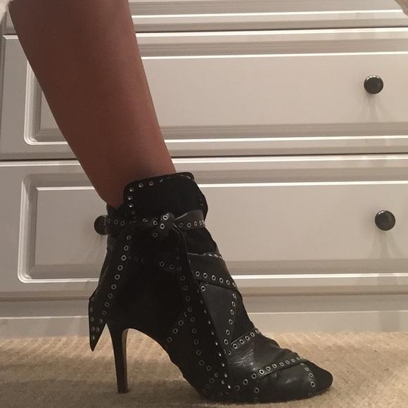 73% off Isabel Marant Shoes - Isabel Marant Alease Studded boot ...