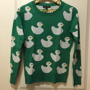 Sweaters - Ducky sweater