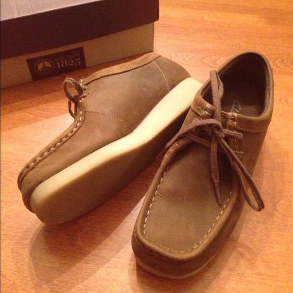 Clarks Women s Wallabee Shoe 60e265b37e
