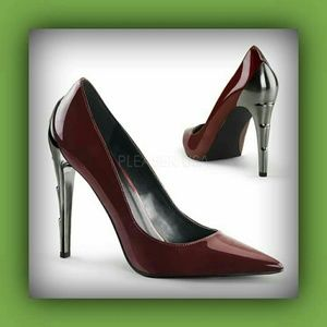 Shoes - Lighting Strikes Spike High Heel