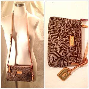 Dooney & Bourke Handbags - Dooney and Bourke Scribble Crossbody