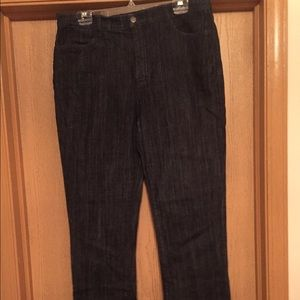 NYDJ Denim - Not Your Daughter Black Jeans, Size 14