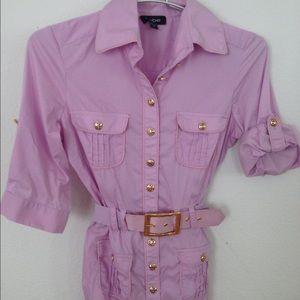 bebe Tops - Bebe Lavender Size M Top