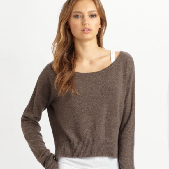 1d1636c883 ... Cashmere Cropped Sweater. M 561e4d82f092825f8b033cd9