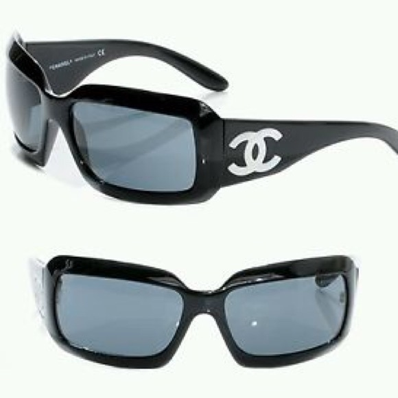 7b714fb1ac CHANEL Accessories - CHANEL Sunglasses with mother of pearl double