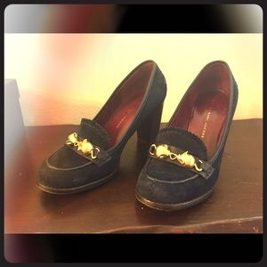 Marc by Marc Jacobs navy heels