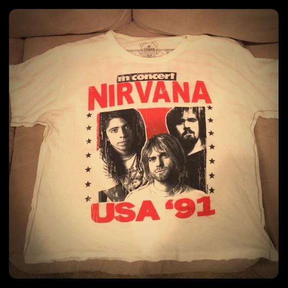 473d1359 Vintage Nirvana 1991 Tour Tee. M_561e86b8b4188eed08035443
