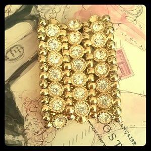 bebe Jewelry - Bebe Gold cuff bracelet