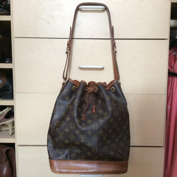 c1081263ecf1 Louis Vuitton Handbags - Louis Vuitton Large Noé Bag