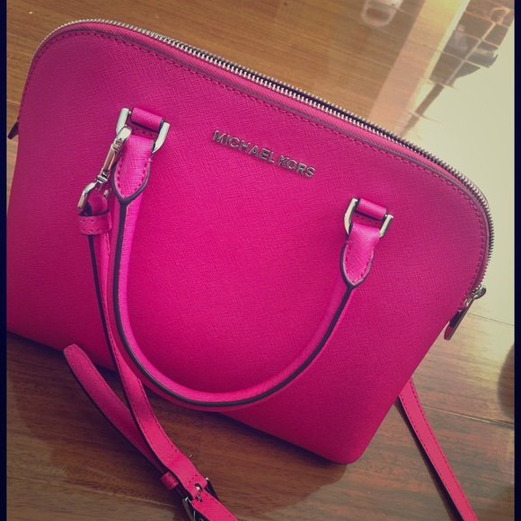 50% off Michael Kors Handbags - New hot pink MICHAEL KORS bag ...