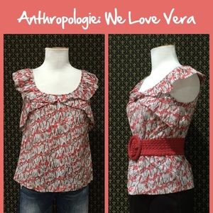 "Anthro ""Akome Top"" by We Love Vera"