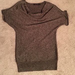 Short sleeve sweater from The Limited