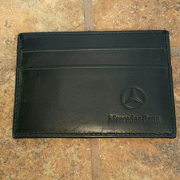 Mercedes Benz Accessories Credit Card Or Business Card Holder