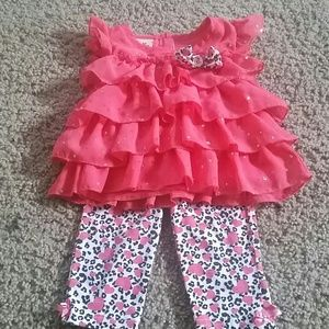 Baby Girl Outfit 12 Months