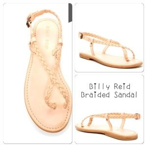 Billy Reid Shoes - Billy Reid Braided Sandal