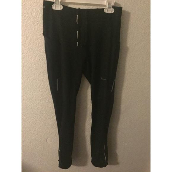 nike sweats with zipper