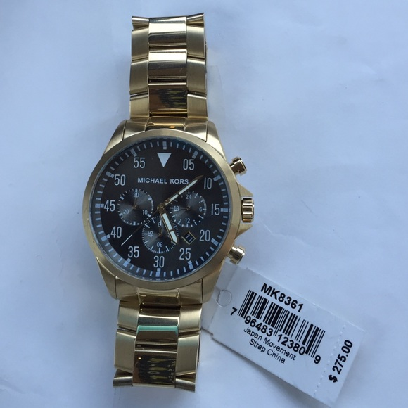 79dd0c7efd900 💥F    belentrevino AUTHENTIC MK Watch MK8361 BN
