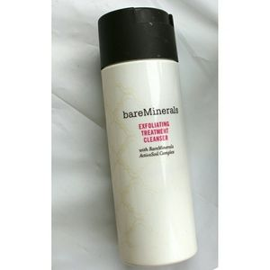 Bareminerals exfolating treatment cleanser