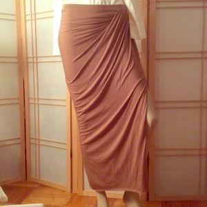NWT$98 long skirt w118 by Walter Baker Sz -XS