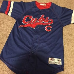 Tops - Cubs baseball jersey