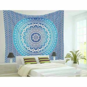 Other - Boho Blue Ombre Tapestry